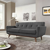 Modway Furniture Engage Upholstered Loveseat , Sofas - Modway Furniture, Minimal & Modern - 4
