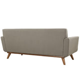 Modway Furniture Engage Upholstered Loveseat , Sofas - Modway Furniture, Minimal & Modern - 27