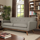 Modway Furniture Engage Upholstered Loveseat , Sofas - Modway Furniture, Minimal & Modern - 28