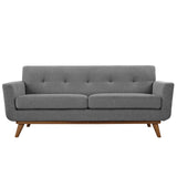 Modway Furniture Engage Upholstered Loveseat , Sofas - Modway Furniture, Minimal & Modern - 22