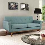 Modway Furniture Engage Upholstered Loveseat , Sofas - Modway Furniture, Minimal & Modern - 20