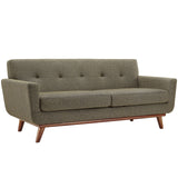 Modway Furniture Engage Upholstered Loveseat , Sofas - Modway Furniture, Minimal & Modern - 14