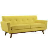 Modway Furniture Engage Upholstered Loveseat , Sofas - Modway Furniture, Minimal & Modern - 10