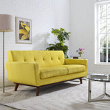 Modway Furniture Engage Upholstered Loveseat , Sofas - Modway Furniture, Minimal & Modern - 12