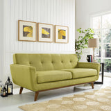 Modway Furniture Engage Upholstered Loveseat , Sofas - Modway Furniture, Minimal & Modern - 8