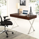 Modway Furniture Modern Sector Contemporary Office Writing Work Desk - Minimal & Modern - 8