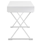 Modway Furniture Modern Sector Contemporary Office Writing Work Desk - Minimal & Modern - 2