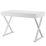 Modway Furniture Modern Sector Contemporary Office Writing Work Desk - Minimal & Modern - 3