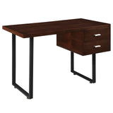 Modway Furniture Modern Writing Turn Office Work Computer Desk - Minimal & Modern - 6