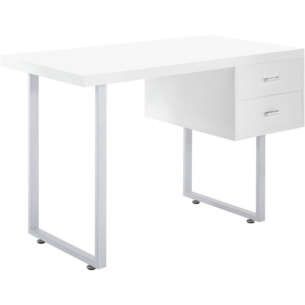 Modway Furniture Modern Writing Turn Office Work Computer Desk - Minimal & Modern - 1