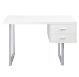 Modway Furniture Modern Writing Turn Office Work Computer Desk - Minimal & Modern - 2