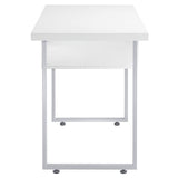 Modway Furniture Modern Writing Turn Office Work Computer Desk - Minimal & Modern - 3