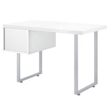 Modway Furniture Modern Writing Turn Office Work Computer Desk - Minimal & Modern - 4