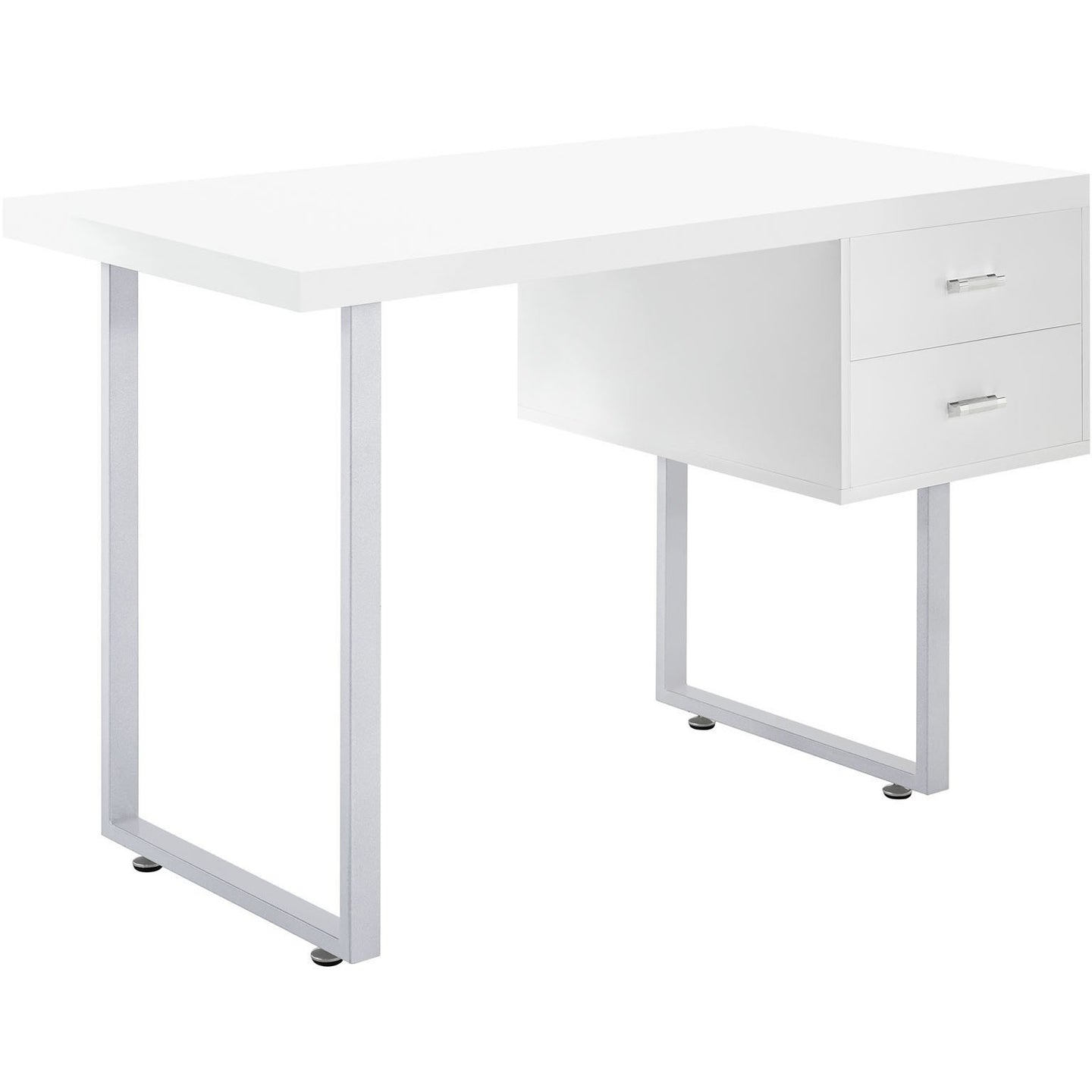 Modway Furniture Modern Writing Turn Office Work Computer Desk EEI-1184-Minimal & Modern