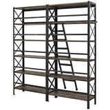 Modway Furniture Headway Wood Bookshelf , Storage - Modway Furniture, Minimal & Modern - 3