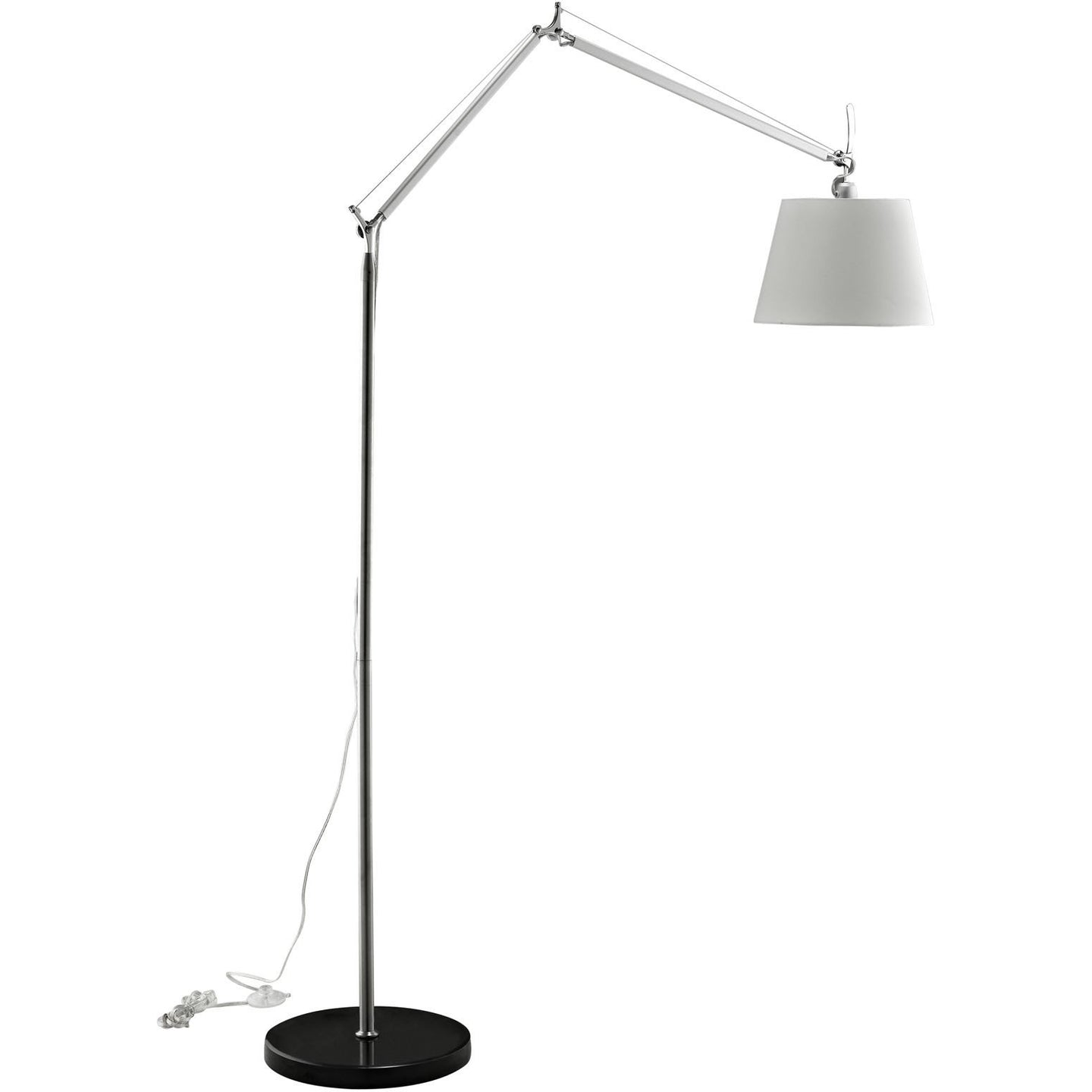 Modway Furniture Reflect Aluminum Floor Lamp EEI-1217-Minimal & Modern