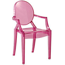 Merveilleux ... Modway Modern Casper Pink Or Clear Kids Chair Pink, Dining Chairs    Modway Furniture, ...
