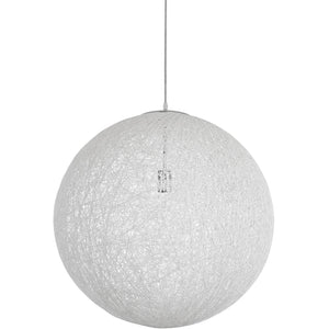"Modway Furniture Spool 24"" Chandelier EEI-1233-Minimal & Modern"