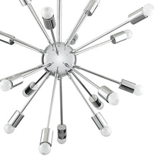 Modway Furniture Volley Chandelier EEI-1234-SLV-Minimal & Modern