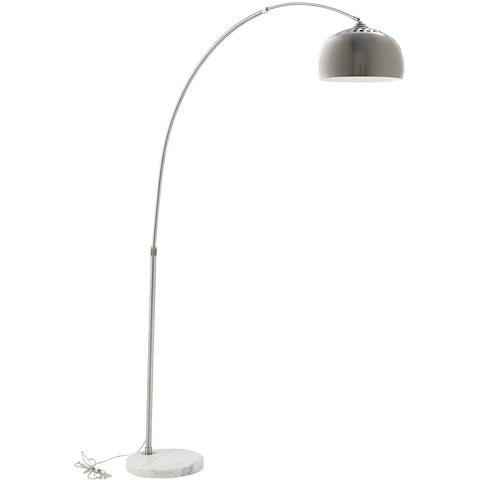 Modway Furniture Sunflower Round Floor Lamp White, Lighting - Modway Furniture, Minimal & Modern - 1