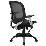 Modway Modern Arillus All Mesh Adjustable Computer Office Chair - Minimal & Modern - 3