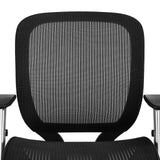 Modway Modern Arillus All Mesh Adjustable Computer Office Chair - Minimal & Modern - 4