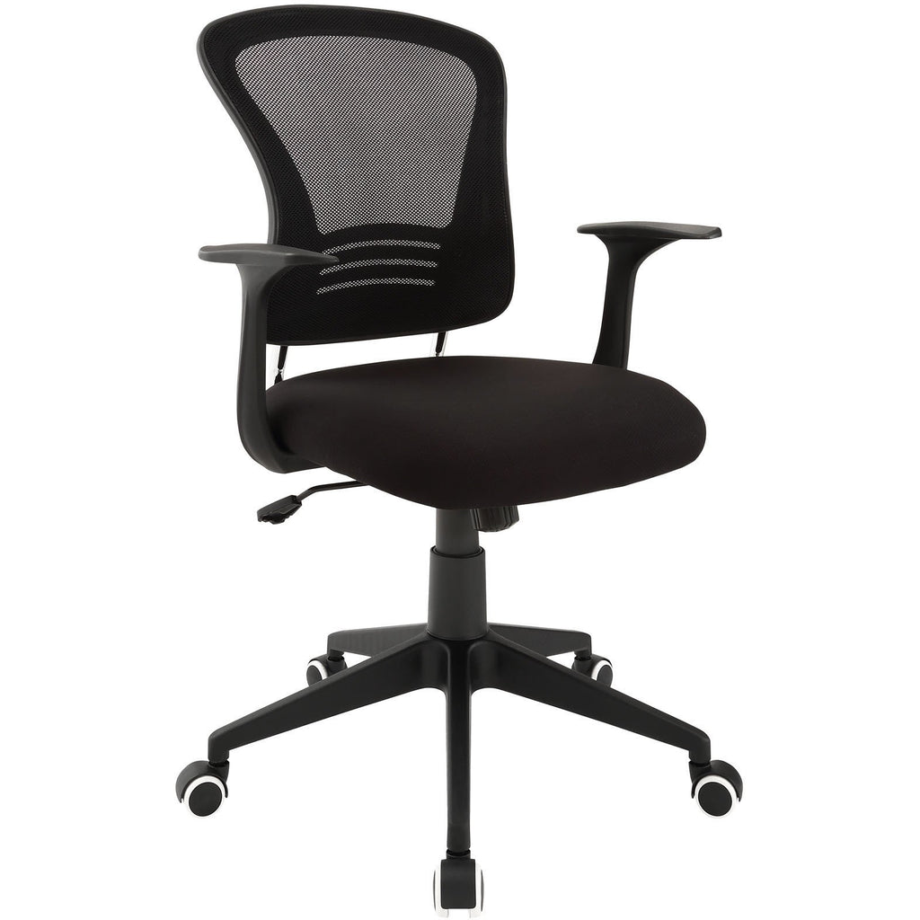Modway Modern Poise Adjustable Computer Office Chair - Minimal & Modern - 1