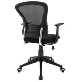 Modway Modern Poise Adjustable Computer Office Chair - Minimal & Modern - 3