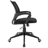 Modway Modern Twilight Adjustable Computer Office Chair - Minimal & Modern - 2