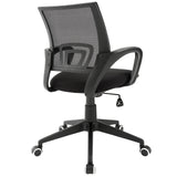 Modway Modern Twilight Adjustable Computer Office Chair - Minimal & Modern - 3