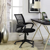 Modway Modern Twilight Adjustable Computer Office Chair - Minimal & Modern - 4
