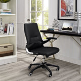 Modway Modern Premier High Back Adjustable Computer Office Chair - Minimal & Modern - 4