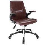 Modway Modern Premier High Back Adjustable Computer Office Chair - Minimal & Modern - 5