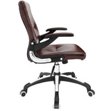Modway Modern Premier High Back Adjustable Computer Office Chair - Minimal & Modern - 6