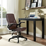 Modway Modern Premier High Back Adjustable Computer Office Chair - Minimal & Modern - 8