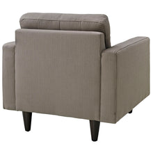 Modway Furniture Modern Empress Armchair Upholstered Fabric Set of 2 - EEI-1283