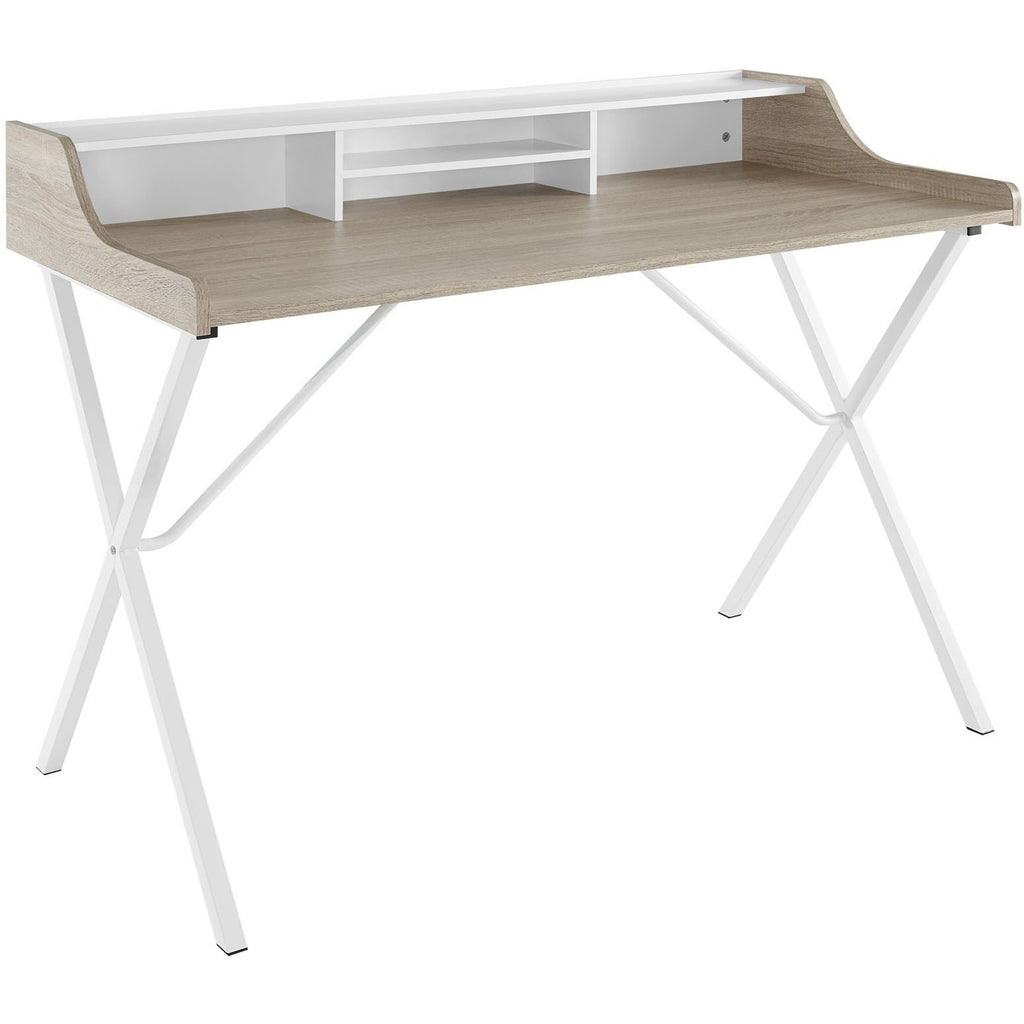 Modway Furniture Modern Office Compact Writing Small Office Desk - Minimal & Modern - 1