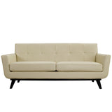 Modway Furniture Engage Bonded Leather Loveseat , Sofas - Modway Furniture, Minimal & Modern - 2