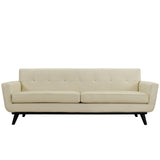 Modway Furniture Engage Bonded Leather Sofa , Sofas - Modway Furniture, Minimal & Modern - 10