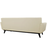 Modway Furniture Engage Bonded Leather Sofa , Sofas - Modway Furniture, Minimal & Modern - 11