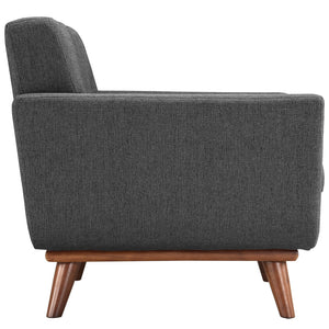 Modway Furniture Modern Engage Armchair and Sofa Set of 2 - EEI-1344