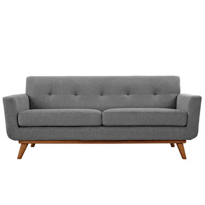 Modway Furniture Modern Engage Loveseat and Sofa Set of 2 - EEI-1348