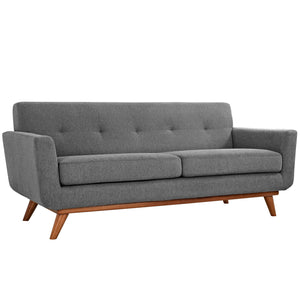 Modway Furniture Modern Engage Sofa Loveseat and Armchair Set of 3 - EEI-1349