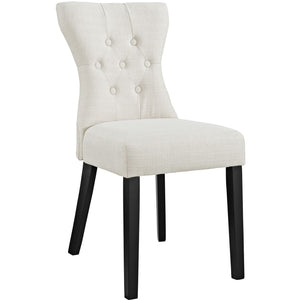 Modway Furniture Silhouette Modern Dining Side Chair EEI-1380-Minimal & Modern