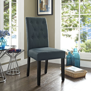Modway Furniture Confer Modern Dining Fabric Side Chair EEI-1383-Minimal & Modern