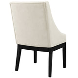 Modway Furniture Tide Wood Modern Dining Chair , Dining Chairs - Modway Furniture, Minimal & Modern - 3
