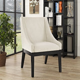 Modway Furniture Tide Wood Modern Dining Chair , Dining Chairs - Modway Furniture, Minimal & Modern - 4