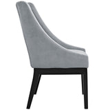 Modway Furniture Tide Wood Modern Dining Chair , Dining Chairs - Modway Furniture, Minimal & Modern - 6