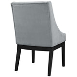 Modway Furniture Tide Wood Modern Dining Chair , Dining Chairs - Modway Furniture, Minimal & Modern - 7