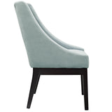 Modway Furniture Tide Wood Modern Dining Chair , Dining Chairs - Modway Furniture, Minimal & Modern - 10
